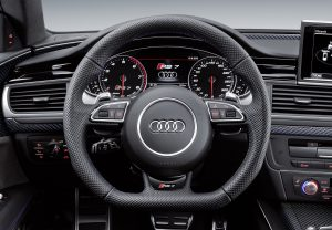 Volant Audi RS7 Sportback performance