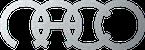 Logo MACO alu bossé