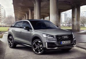 Audi Q2 Edition #1 gris Quantum