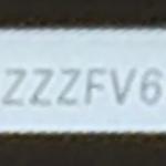 Code VIN partie VDS