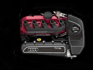 Moteurs : le 5 cylindres 2.5L TFSI Audi RS3